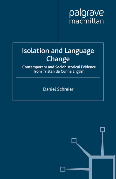 Isolation and Language Change - Coverbild