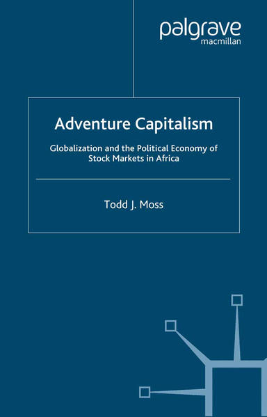 Adventure Capitalism - Coverbild