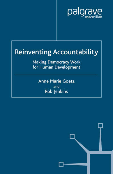 Reinventing Accountability - Coverbild