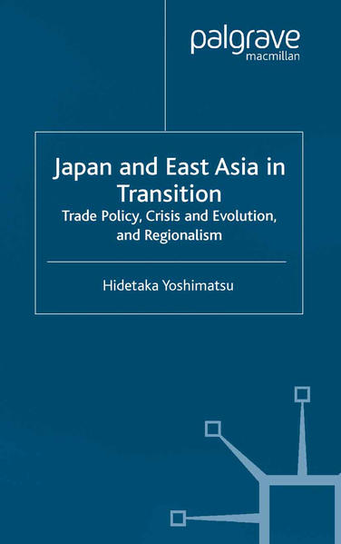 Japan and East Asia in Transition - Coverbild