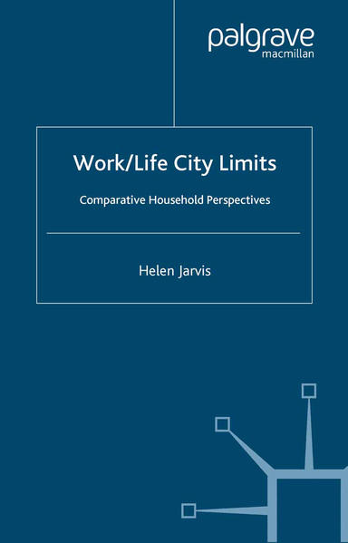 Work/Life City Limits - Coverbild