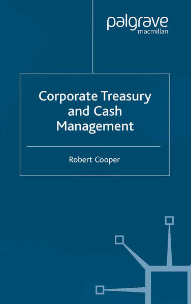 Corporate Treasury and Cash Management - Coverbild