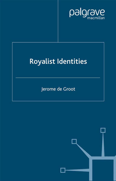 Royalist Identities - Coverbild