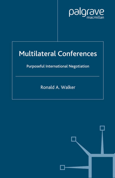 Multilateral Conferences - Coverbild