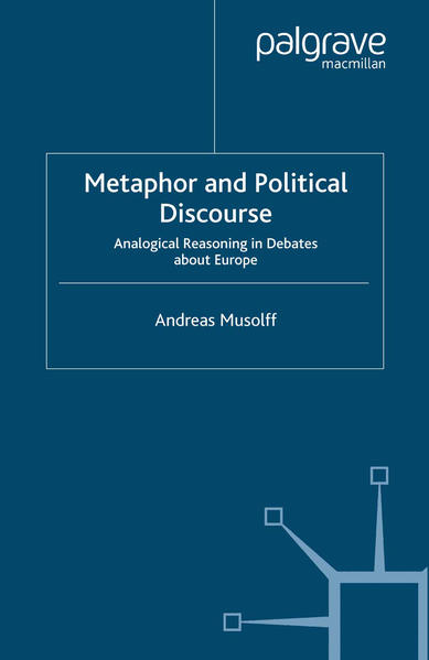 Metaphor and Political Discourse - Coverbild