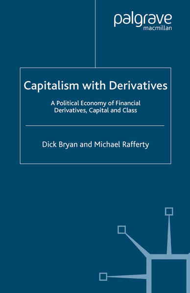 Capitalism With Derivatives - Coverbild