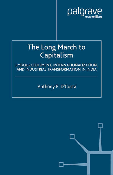 The Long March to Capitalism - Coverbild