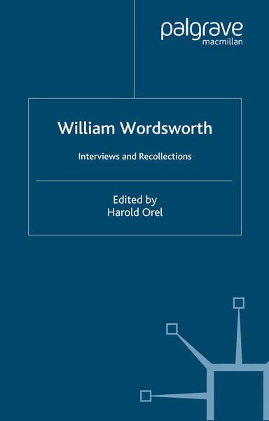 William Wordsworth - Coverbild