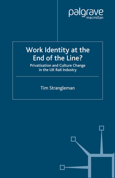 Work Identity at the End of the Line? - Coverbild