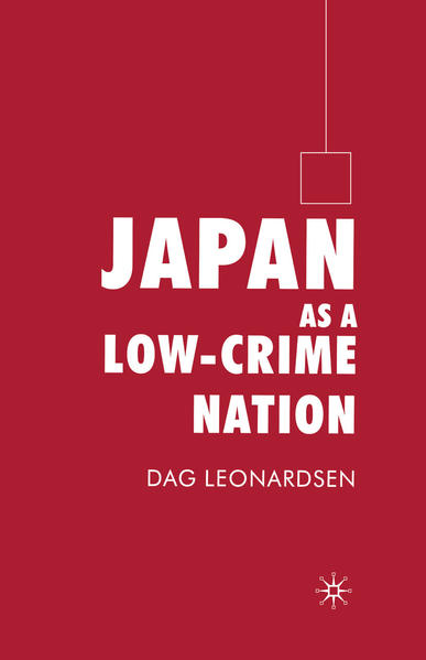 Japan as a Low-Crime Nation - Coverbild