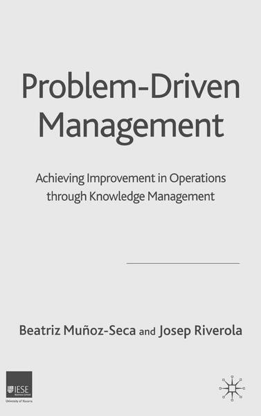 Problem Driven Management - Coverbild