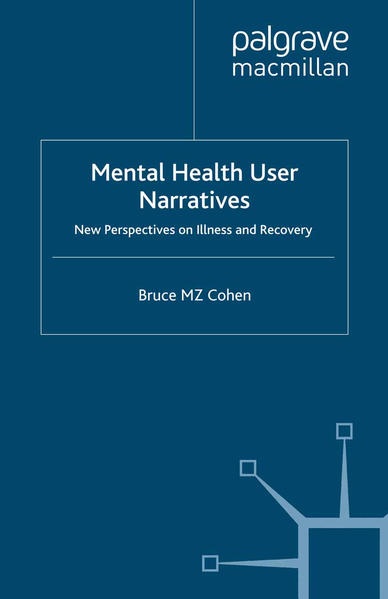 Mental Health User Narratives - Coverbild