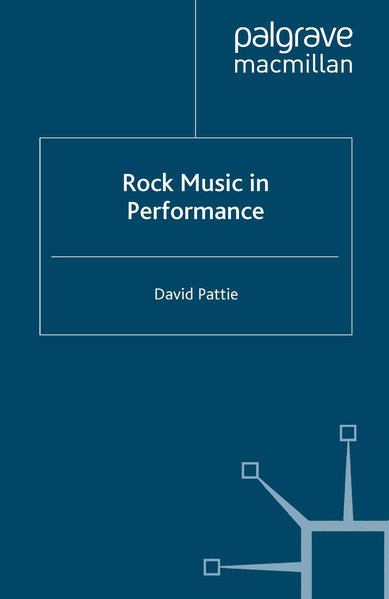 Rock Music in Performance - Coverbild