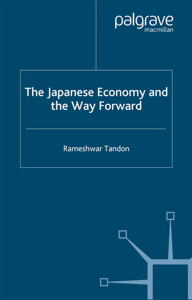 The Japanese Economy and the Way Forward - Coverbild