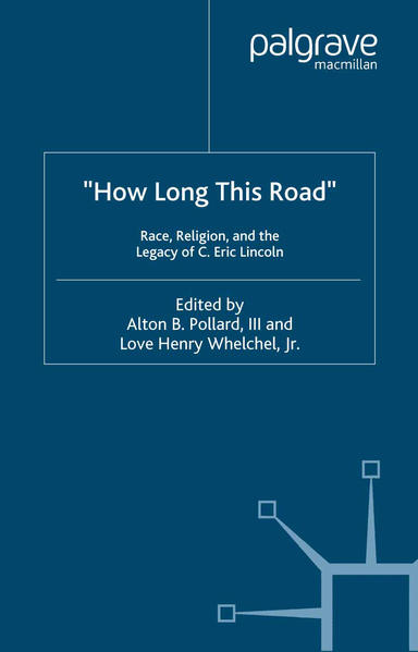 How Long This Road - Coverbild