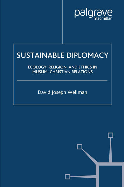 Sustainable Diplomacy - Coverbild