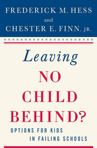 Leaving No Child Behind? - Coverbild