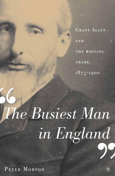 The Busiest Man in England - Coverbild