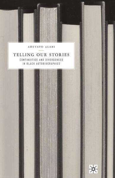 Telling Our Stories - Coverbild