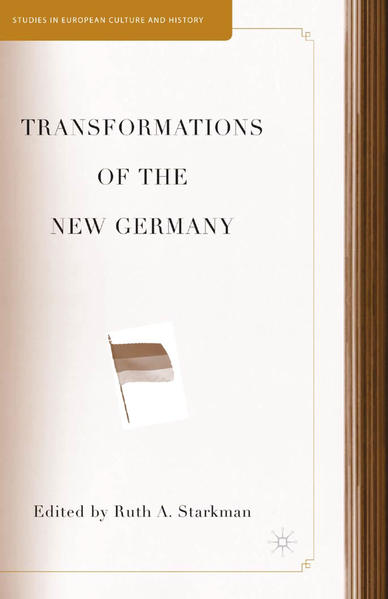Transformations of the New Germany - Coverbild