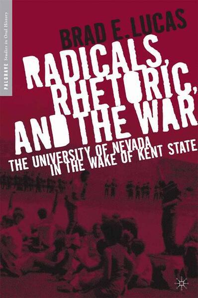 Radicals, Rhetoric, and the War - Coverbild