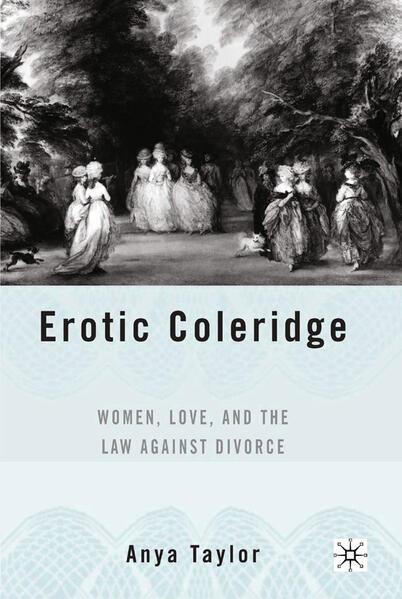 Erotic Coleridge - Coverbild