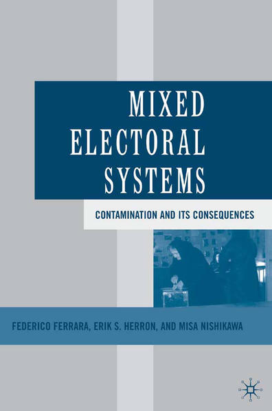 Mixed Electoral Systems - Coverbild