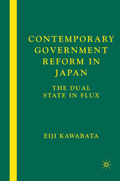 Contemporary Government Reform in Japan - Coverbild