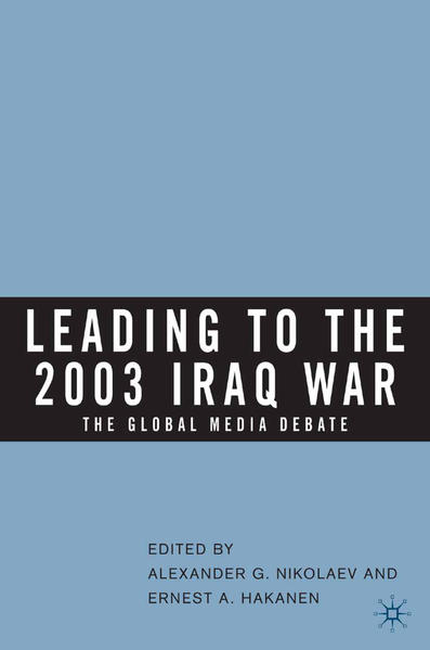 Leading to the 2003 Iraq War - Coverbild