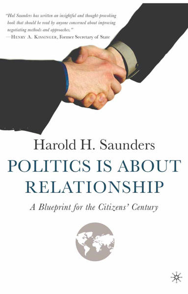 Politics Is about Relationship - Coverbild