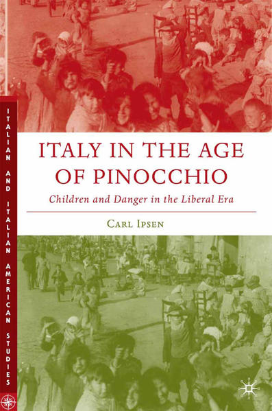 Italy in the Age of Pinocchio - Coverbild