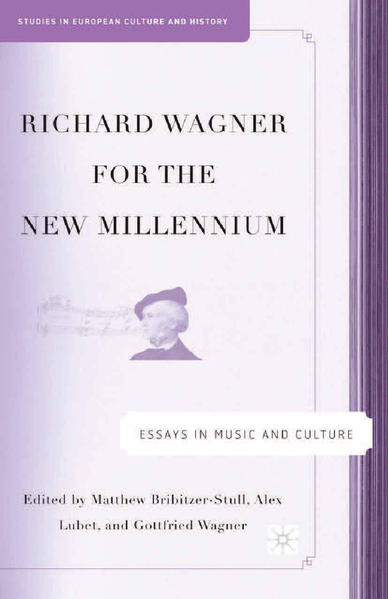 Richard Wagner for the New Millennium - Coverbild