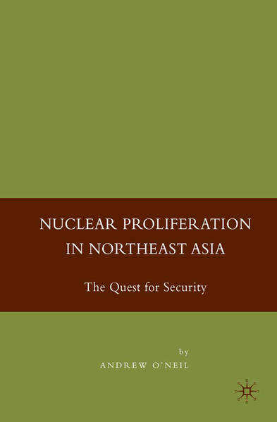 Nuclear Proliferation in Northeast Asia - Coverbild