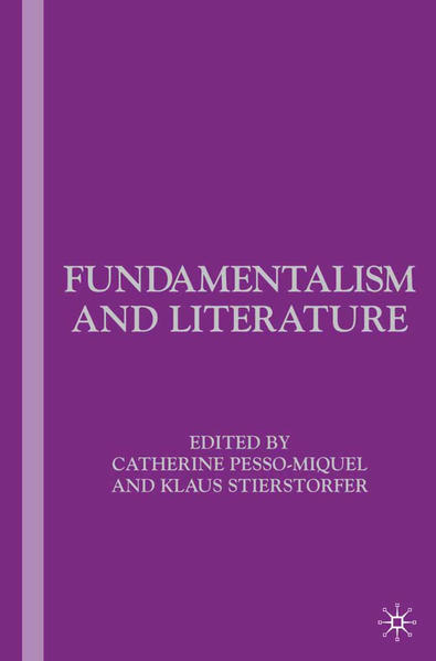 Fundamentalism and Literature - Coverbild