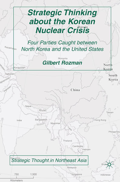 Strategic Thinking about the Korean Nuclear Crisis - Coverbild