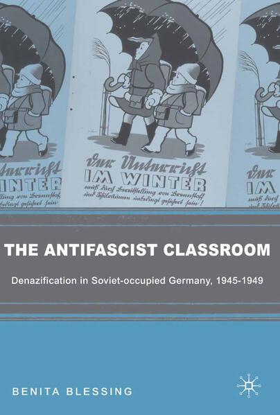 The Antifascist Classroom - Coverbild