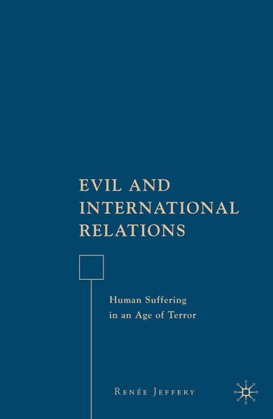 Evil and International Relations - Coverbild