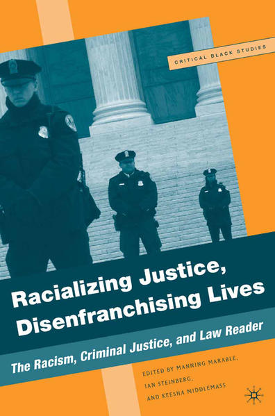 Racializing Justice, Disenfranchising Lives - Coverbild