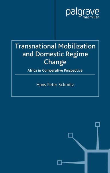 Transnational Mobilization and Domestic Regime Change - Coverbild