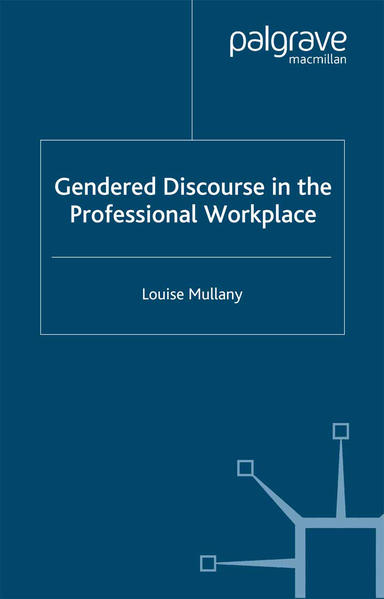 Gendered Discourse in the Professional Workplace - Coverbild