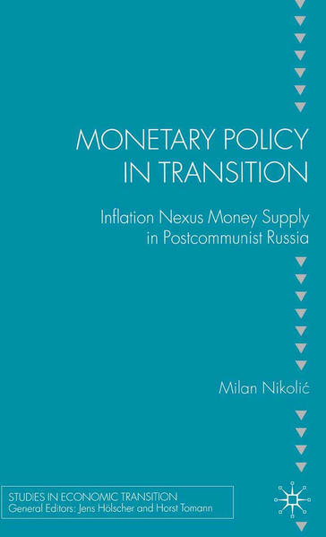 Monetary Policy in Transition - Coverbild