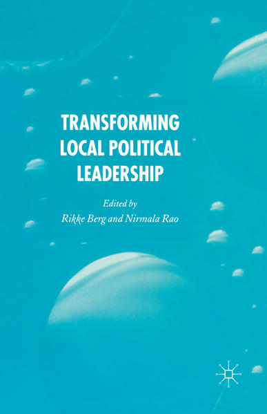 Transforming Political Leadership in Local Government - Coverbild
