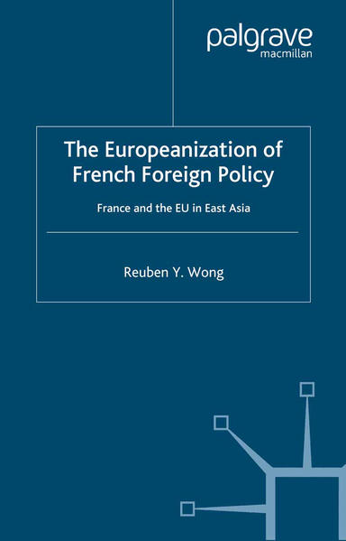 The Europeanization of French Foreign Policy - Coverbild