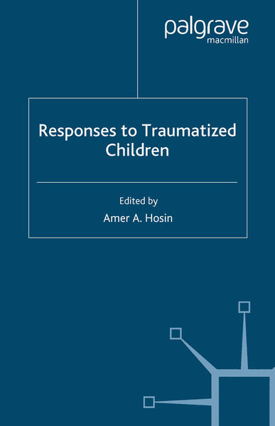 Responses to Traumatized Children - Coverbild