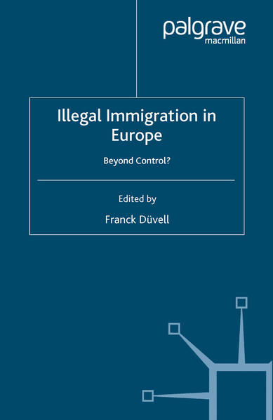 Illegal Immigration in Europe - Coverbild