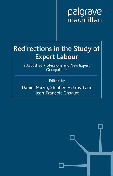 Redirections in the Study of Expert Labour - Coverbild