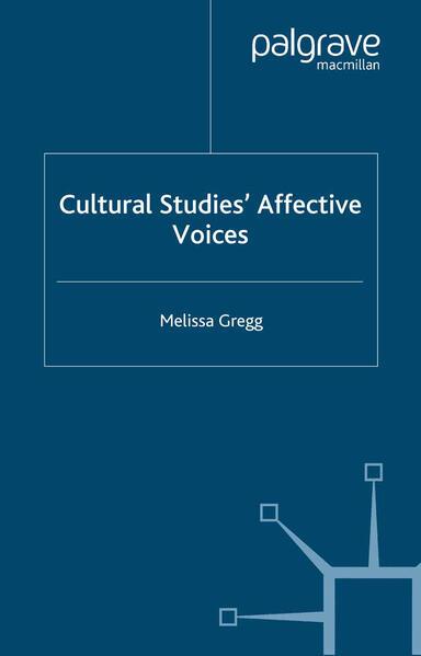 Cultural Studies' Affective Voices - Coverbild