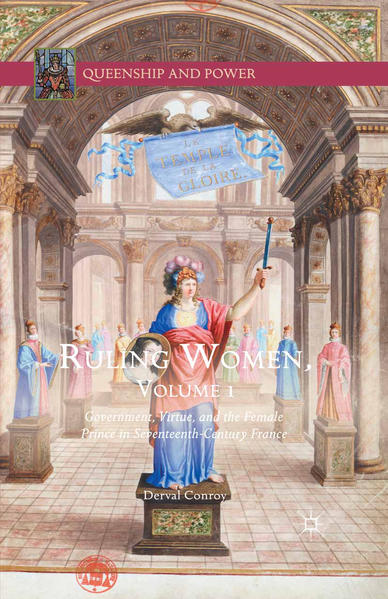 Ruling Women, Volume 1 - Coverbild
