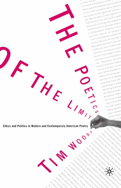 The Poetics of the Limit - Coverbild