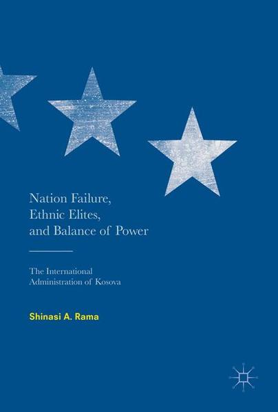 Nation Failure, Ethnic Elites, and Balance of Power - Coverbild